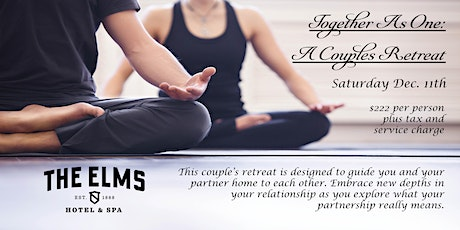 Together As One: A Couples Retreat tickets