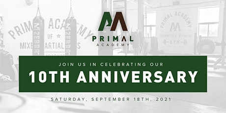 Primal Academy Fitness Competition: INDIVIDUALS (WOMEN) tickets