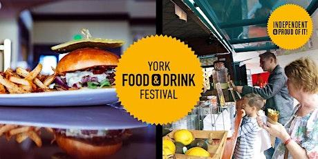 York Taste Trail tickets