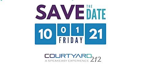 Courtyard212 Speakeasy Networking Experience tickets
