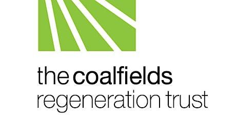Funding Forum with The Coalfields Regeneration Trust tickets