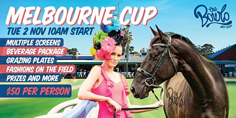Melbourne Cup at the Bowlo tickets