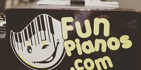 """Dueling Pianos — A """"FUN-Raising"""" Event tickets"""