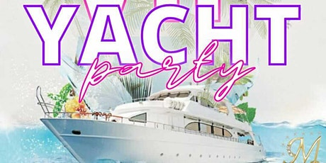 VIP YACHT PARTY tickets