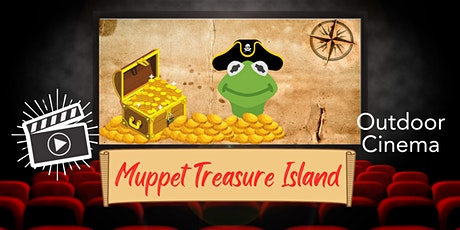 Outdoor Cinema Screening- Muppets Treasure Island tickets