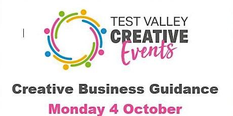 Creative Business Guidance tickets