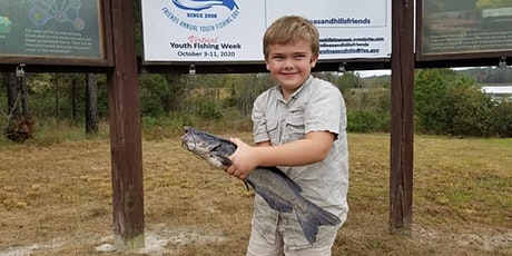13th Annual Youth Fishing Day tickets