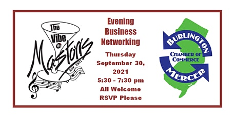 Evening Business to Business Networking Event (In Person) tickets