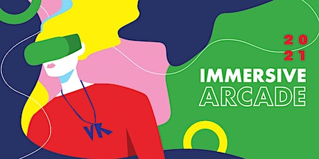 Immersive Arcade: The Showcase (Dundee) tickets