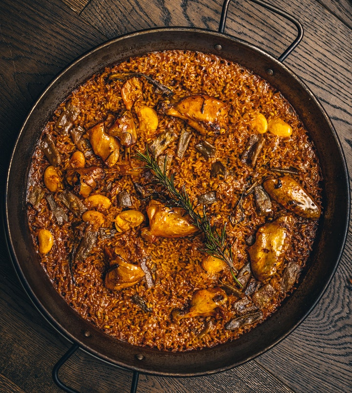 Celebrate World Paella Day with Arros QD image