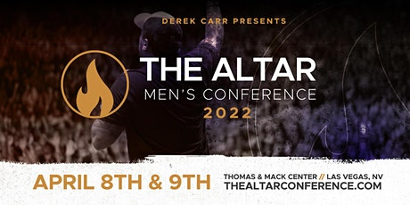 The Altar Men's Conference tickets