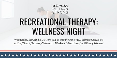 WVS: Athletic Republic Woman Veteran Fitness Workout & Nutrition Education tickets