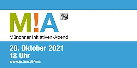 Münchner Initiativenabend WS21/22 Tickets