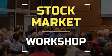 Stock Market Workshop [Online] tickets