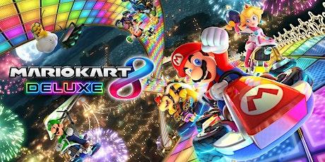 Tournois Mario Kart 8 Deluxe sur Switch billets