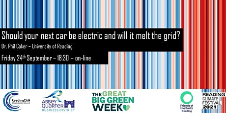 Should your next car be electric and will it melt the grid? tickets