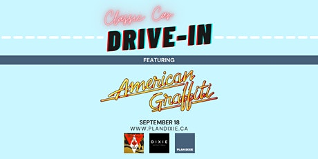 Dixie Outlet Mall Classic Car Drive-in Movie! tickets
