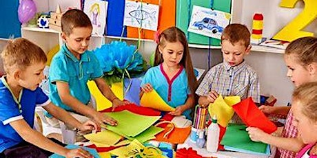 All About the Arts: Expressing Creativity in Preschool tickets