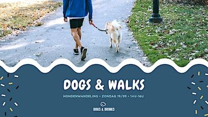 Dogs & Walks tickets