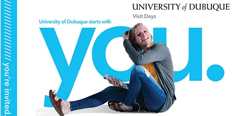 University of Dubuque Fall Visit Days tickets