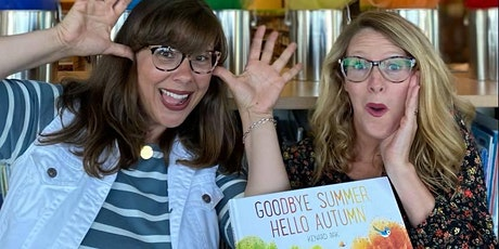 Funtastic Friday Storytime with Kim & Loralie - Heure du Conte tickets