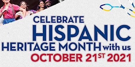Hispanic Heritage Month Celebration Day tickets