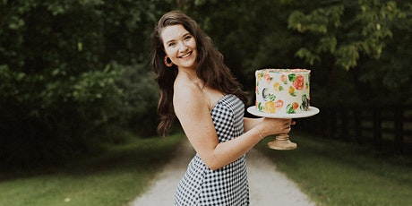 Cake Class with Kristen's Kreations tickets