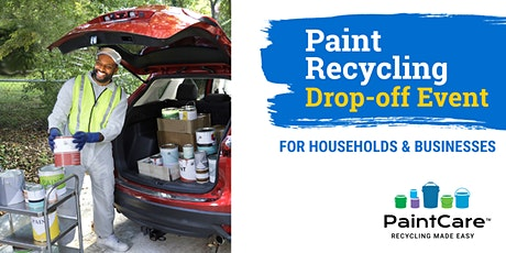 Paint Drop-Off Event - ACT Facility tickets
