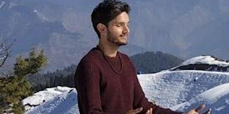 Zachte Yin yoga met Pankaj Sharma (Engels) tickets