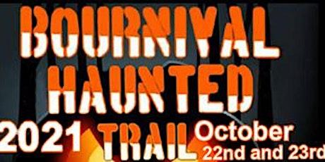 Bournival Jeep Haunted trail ride tickets
