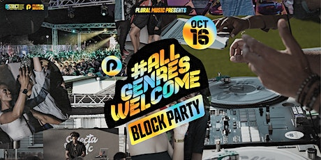 Plural Music presents: #AllGenresWelcome Block Party ft. Destiny Rogers tickets