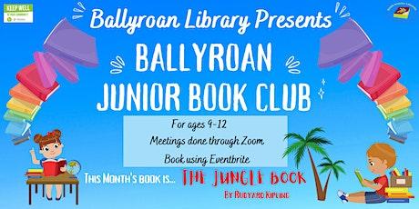 Ballyroan Library Junior Book Club tickets