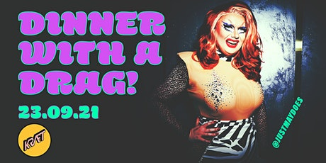 Dinner with a Drag! tickets