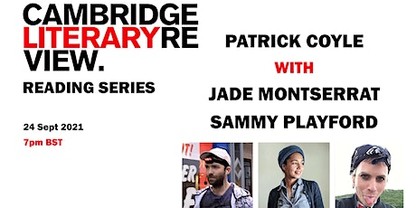 CLR Reading Series: Patrick Coyle tickets