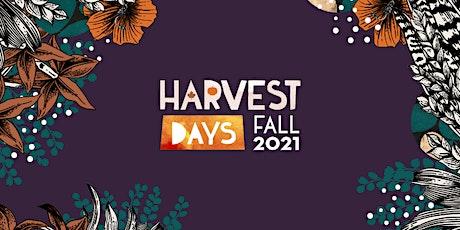 Harvest Days Influencer Tickets tickets