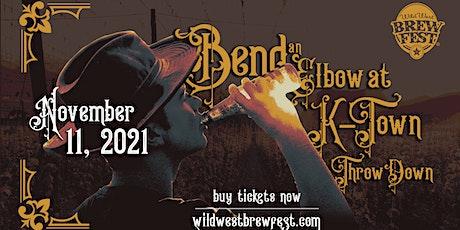 KTown Throw Down: Business & Brew November Networking @ Wild West Brew Fest tickets
