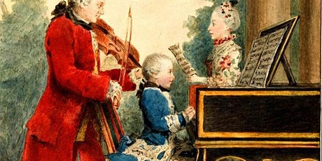 KLASSIK COOL! Mozart Kunterbunt OPEN AIR Tickets