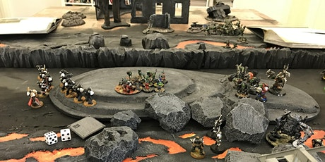Friday night tabletop gaming ages 16+ tickets