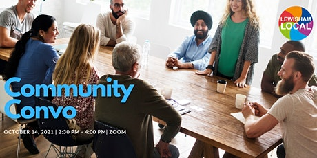 Community Convo: Co-Production -  Exploring Challenges and Opportunities tickets