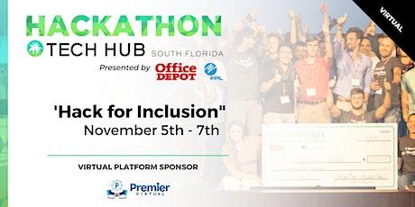 Tech Hub Hackathon   'Hack for Inclusion' tickets