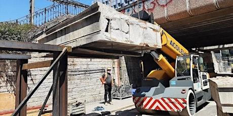 Visite de chantier - gare Part-Dieu Villette, horizon 2022 billets