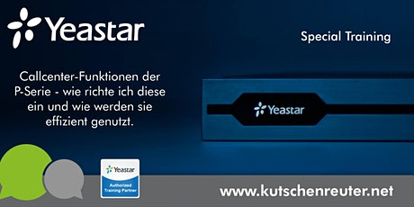 Yeastar P-Serie: Callcenter-Funktionen. Einrichtung und effiziente Nutzung. Tickets