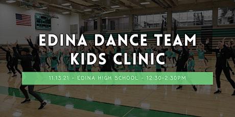 Edina Dance Team Kids Clinic 2021 tickets