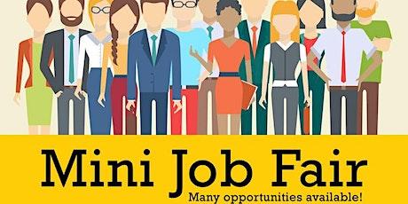 Suffolk County Department of Labor Virtual Mini Job Fair tickets