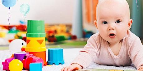 Babies in the Library - Bébés à la bibliothèque tickets
