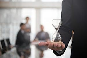 TIME MANAGEMENT:  STRATEGIE PER GESTIRE AL MEGLIO PRIORITA' E RIUNIONI