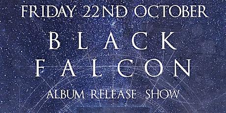 Black Falcon Album Launch // Hellfire Jack at The Underground, Bradford tickets