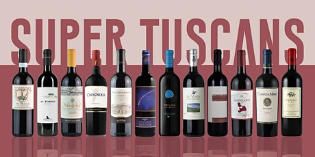 Super Tuscans tickets