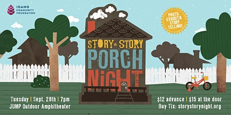 STORY STORY PORCH NiGHT tickets