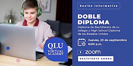 SCHOOL OPEN HOUSE: Doble Diploma - High School Diploma de USA y Panamá entradas